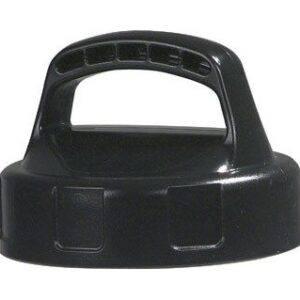 Oilsafe opslagdeksel zwart